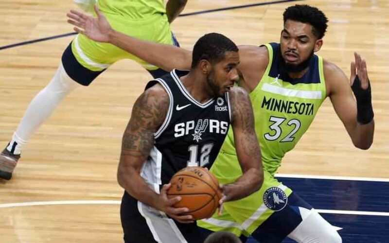 5 Thoughts on the Wolves Overtime Loss to the Spurs
