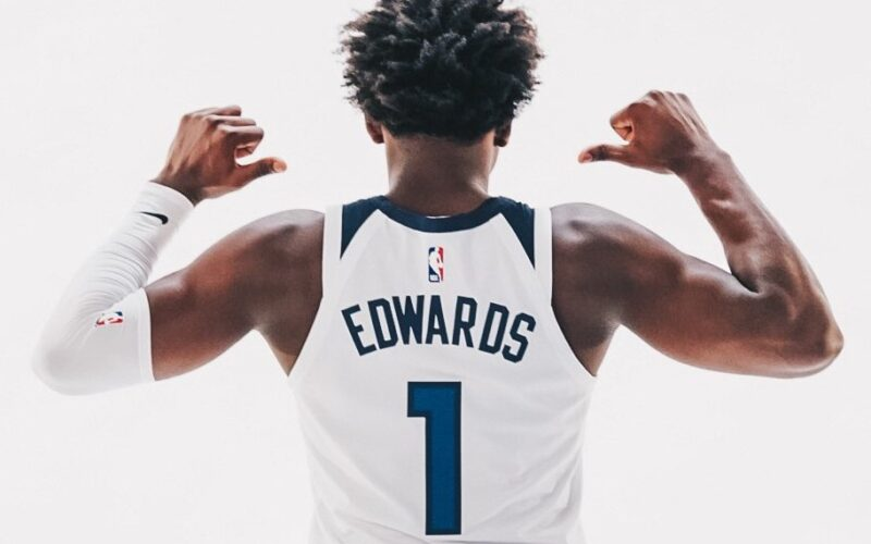 What Do the Timberwolves Have in Anthony Edwards