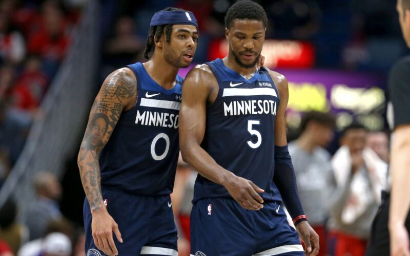 How the Timberwolves Guard Rotation Could Shake Out