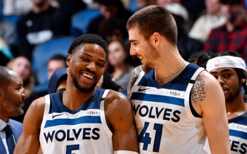 How the Timberwolves Roster is Built for an Unpredictable Season