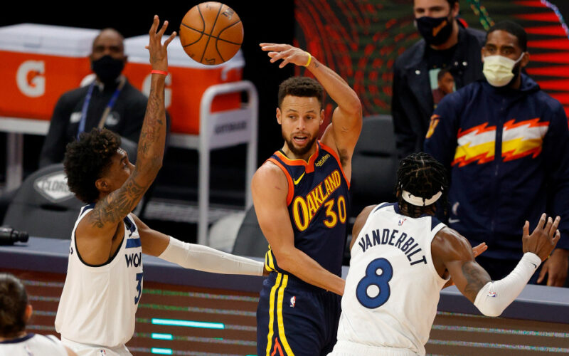 Warriors Win It: 7 Thoughts on the Wolves Loss