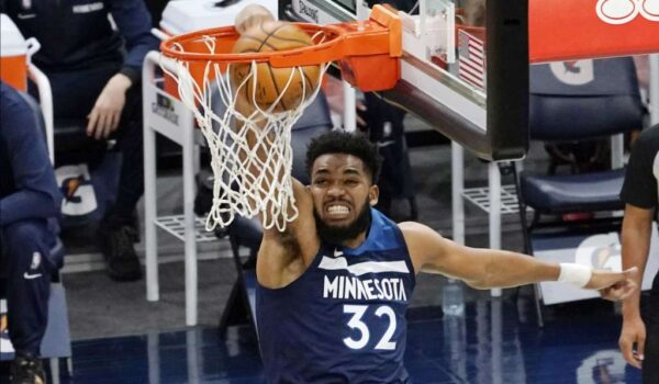 The Wolves Move Forward with Everything on the Table