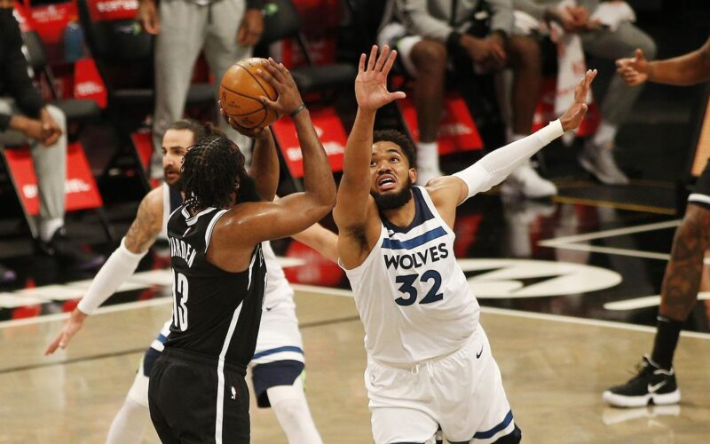 5 Thoughts on a Wolves Loss to the Nets