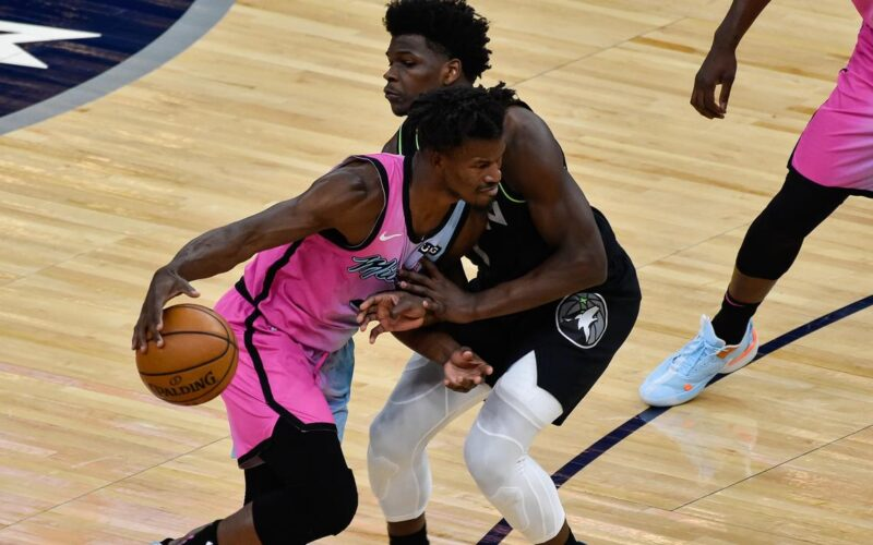 No Sweat: Thoughts on the Wolves Win Over the Heat